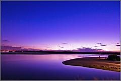 Stars Rise (aumbody images) Tags: longexposure sky color colour nature night river stars landscape twilight australia queensland noosa 30d noosariver blueribbonwinner aumbodyimages abigfave anawesomeshot colorphotoaward theperfectphotographer