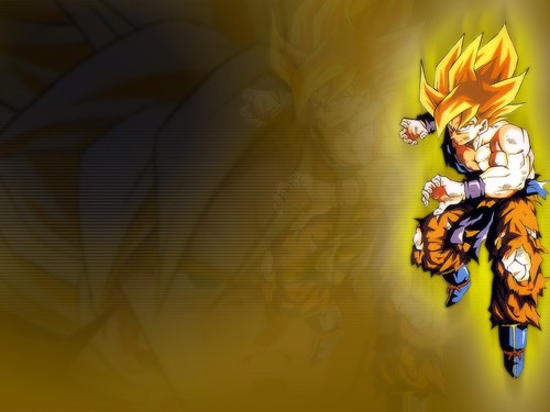 super saiyan 4 goku wallpaper. Goku Super Saiyan Wallpaper