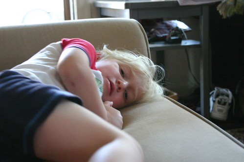 May 28, 2008: Sleepy Boy