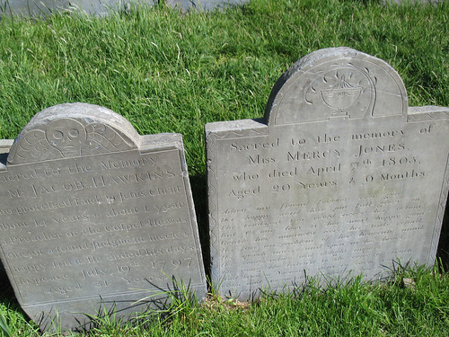 Copp's Hill Burying Ground (3)