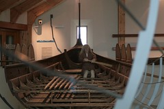 Wikinger Museum Haithabu Wikingerschiff - 30-05-2008