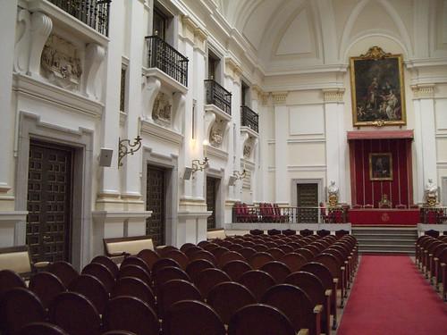 Madrid - Real Academia de Bellas Artes de San Fernando