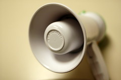 Recent Purchase: Megaphone