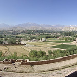 The Bamyan valley