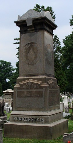 Mt. Hope Cemetery - Rochester, NY