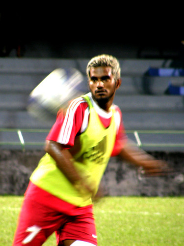 dhangadey - best footballer in south asia
