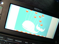 Nokia Catches Whales