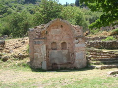 Fountain (steven_and_haley_bach) Tags: fountain byzantine mystras sixthday mistras greecevacation byzantineruins