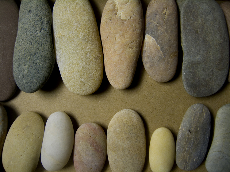 random stones