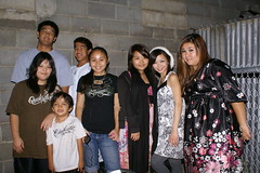 Second Cousins (c.gibo) Tags: gathering aunty stellas