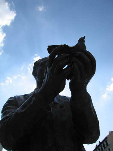 Lorca's Dove
