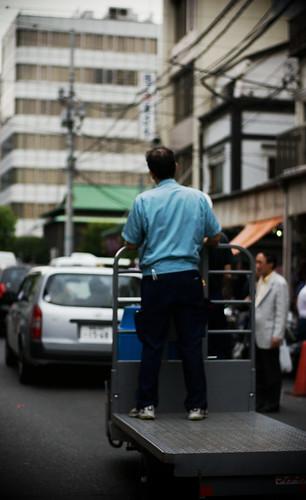 1965 : Tsukiji Stroll #1