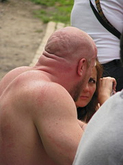 Strongman Competition 2008 (highstrungloner) Tags: men philadelphia sports muscles goatee pennsylvania bodybuilding strength weightlifting bodybuilder july4th 4thofjuly shavedhead independenceday weights strongman powerlifter powerlifting featsofstrength benjaminfranklinparkway welcomeamerica eakinsoval phillyist strongmancompetition
