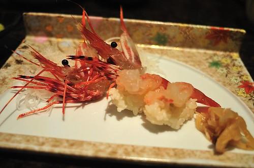 海老四季魚宴料理