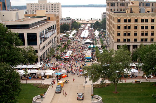 Art Fair On & Off The Square