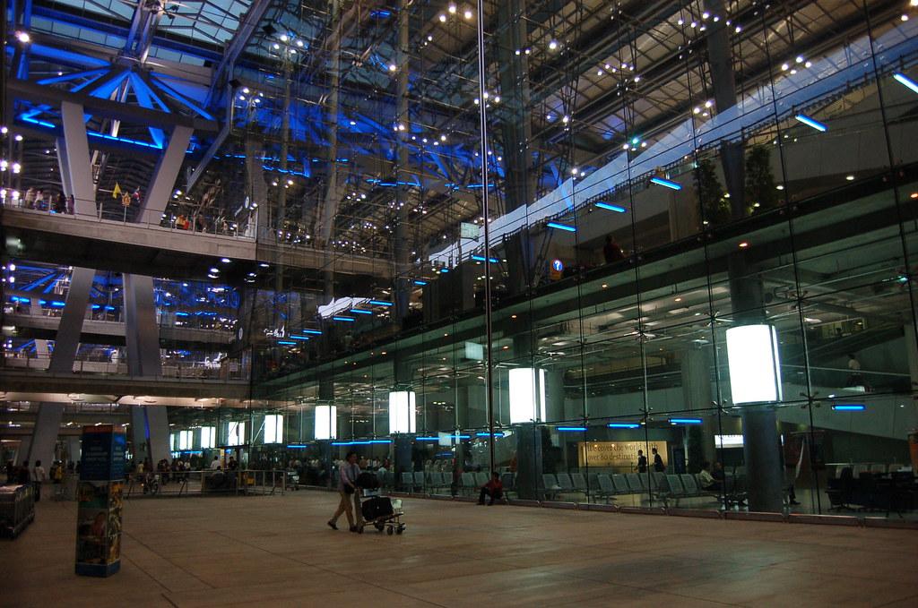 ท่าอากาศยานนานาชาติสุวรรณภูมิ Suvarnabhumi Airport