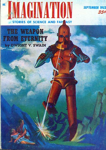 Imagination - septiembre 1952