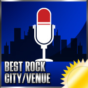 VH1 Best Rock Venue Site