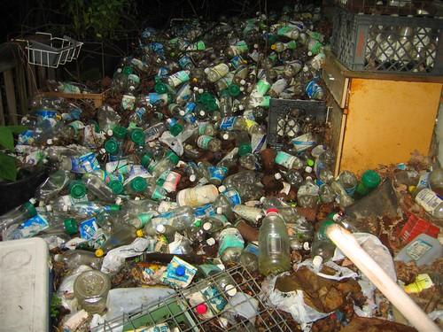 The seltzer bottle porch