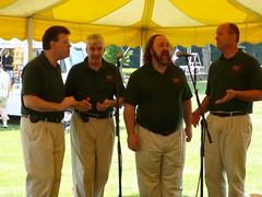 The Barbershop Quartet (alist) Tags: dublinnh robison cassiecleverly alicerobison july2008 ajrobison