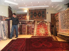 Buying Turkish carpets
