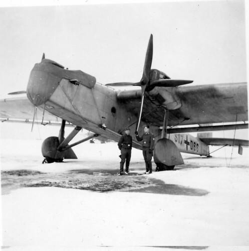 Dornier Do-23 S17+D66