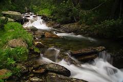 Torrente de agua en Ransol, El Tarter, Andorra (Andoni Lamborena) Tags: verde water ro river landscape agua paisaje andorra rocas eltarter polarizador canon30d nd8 flickrsbest ransol aguasedosa andonilamborena
