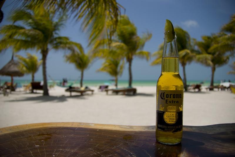 Cool, Crisp Corona.