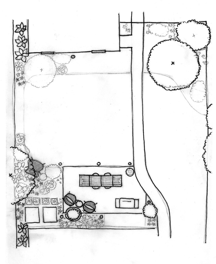 Long-Term Backyard Plan
