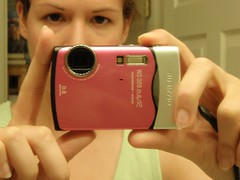 new digital camera!