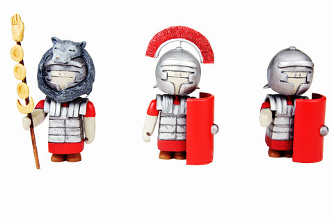 13th legion toy designs (updated 1st Nov)