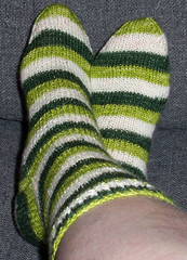 Vesper Sock Completed - Crew