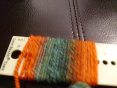 Spinning Class Yarn