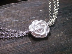 Rose Bracelet (bbel-uk) Tags: bird silver handmade jewellery sterling bbel