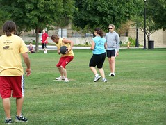 Wednesday 8-13-08 067 (adackickball) Tags: sports ball teams kick run catch kickball throw