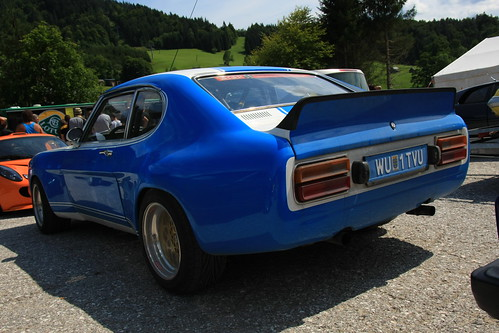 Ford Capri 2600 RS o Forum de
