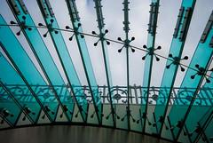 Princes Mall (Surely Not) Tags: abstract glass architecture mall scotland nikon edinburgh moo princes d80 yourphototips
