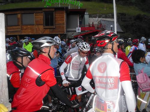 Ötztaler Radmarathon 2008 – Ich habe einen (Alp-)Traum ...