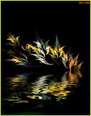* AUTUMN * (MONKEY50) Tags: yellow orange green fractals fractal digital colour clouds color colors black autumn apophysis abstract white colours art platinumpeaceaward flickraward flickraward5 beautifulphoto fantasy autofocus contactgroups