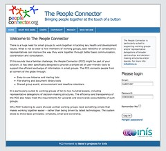The People Connector screenshot