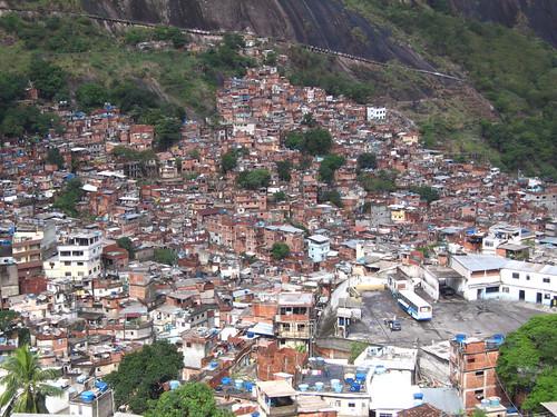 巴西貧民窟