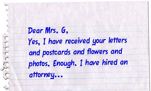 johnny letter
