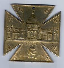 C.A.G.E Centennial Medal