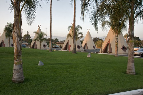 Another wigwam hotel in San Bernardino