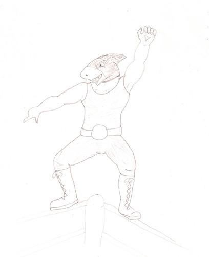 Luchadorodon Carcharias