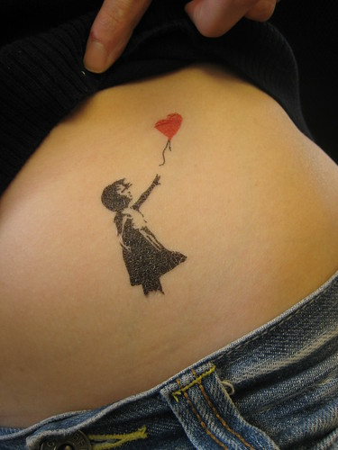 Banksy Tattoos by