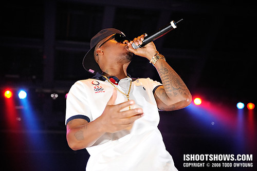 Nas @ the Pageant -- 2008.09.03