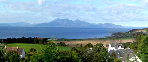 Jacks view West Kilbride