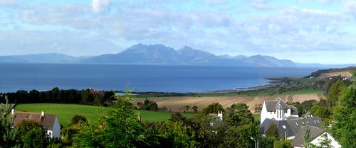 Jacks view West Kilbride