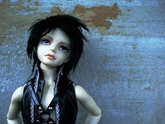 from the hell (anac.dollphotography) Tags: jessie doll sd bjd superdollfie volks mueca schoola